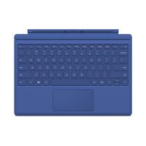 Microsoft Surface Pro 4 Type Cover, French, Blue