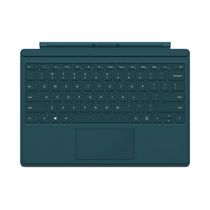 Microsoft Surface Pro 4 Type Cover, English, Teal
