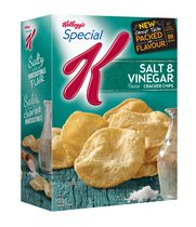 Kellogg's Special K Salt & Vinegar Cracker Chips