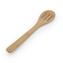 Mainstays Bamboo Slotted Spoon