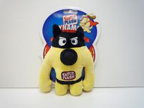 Super Plush Dynamos The Masked Mutt Dog Toy