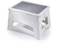 Rubbermaid Folding 1-Step Plastic Stool