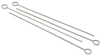 "Mainstays™ 12"" Metal Skewer Set"