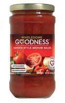 Wholesome Goodness Salsa moyenne