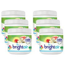 BRIGHT Air Super Odour Eliminator White Peach and Citrus Scent