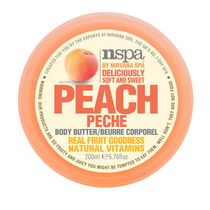 nspa Deliciously Soft and Sweet Peach Body Butter