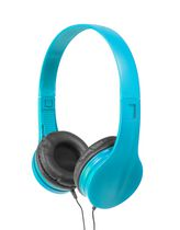 Wicked Audio Kove Mic On-Ear Headphones Blue