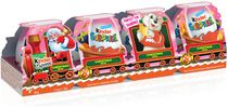Ferrero Kinder Surprise Xmas Pink Train Chocalate