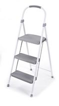 Rubbermaid 3-Step Steel Step Stool