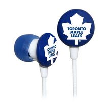 NHL Slap Shot Maple Leafs Earphones
