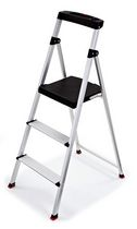 Rubbermaid 3-Step Aluminum Step Stool