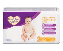 Parent's Choice Diapers Mega Pack (Choose Your Size) Size 2