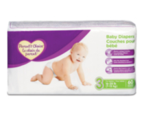 Parent's Choice Diapers Mega Pack (Choose Your Size) Size 3
