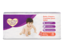 Parent's Choice Diapers Mega Pack (Choose Your Size) Size 4