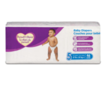 Parent's Choice Diapers Mega Pack (Choose Your Size) Size 5