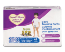 Parent's Choice Training Pants - Boys (Choose Your Size) 2T-3T