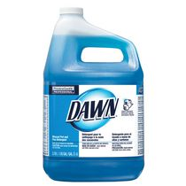 Procter & Gamble Dawn - Pot & Pan Dishwashing Liquid Case, Pack of 4 x 3.78 l