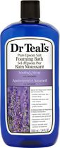 Dr Teal's Pure Epsom Salt Soothe & Sleep Lavender Foaming Bath
