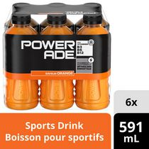 Powerade ION4 - Orange Flavour