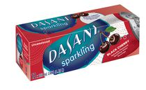 Dasani Sparkling Naturally Flavoured Black Cherry