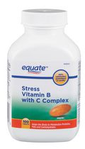 Equate Stress Vitamin B with C Complex
