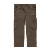 George Toddler Boys' Cargo Pants Grey 2T