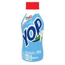 Yop by Yoplait Vanilla Flavour Drinkable Yogurt