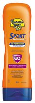 Banana Boat Sport Performance with Powerstay Technology Ultra-Lightweight SPF 60 Sunscreen Lotion
