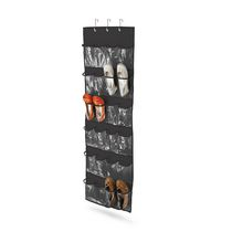Honey-Can-Do 24-Pocket Over-The-Door Shoe Organizer