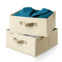 Honey-Can-Do 2-Pack Storage Drawers