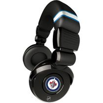 NHL Pro Dj Jets Headphones with Noise Isolation Technology