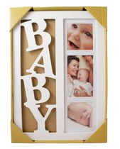 "Kangaroo ""BABY"" Cut-out Photo Frame"