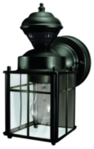 Heath Zenith Bayside Mission motion activated lantern
