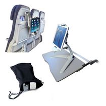 CTA Digital Air Travel Seat Mount/Stand for Tablets