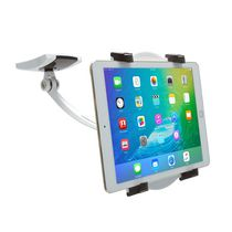 CTA Digital Multi-Function Mount for Tablet with Two Mounting Bases