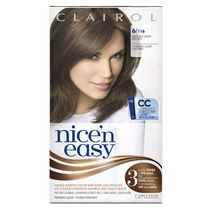 Trousse de coloration Nice'n Easy de Clairol Light Neutral Brown