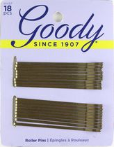 Goody Roller Fasteners Brown