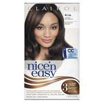 Trousse de coloration Nice'n Easy de Clairol Chatain foncé
