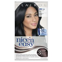 Coloration maison Clairol Nice'n Easy, 1 trousse Blue Black