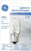 General Electric Appliance T7 25 Watts Intermediate Base Bulb - 1 pack