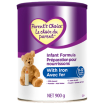 Parent's Choice Milk Based with Iron Infant Formula