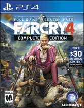 Far Cry 4 Complete Edition PS4