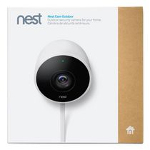 Nest 1080p Wi-Fi Outdoor Security Camera