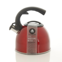 hometrends Whistling Kettle, 1.7 L