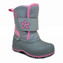 Weather Spirits Toddler Girls' Winter Boots 5