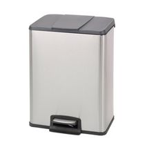 hometrends 40 l Rectangular Trash Can