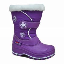 Weather Spirits Toddler Girls' Winter Boots 7