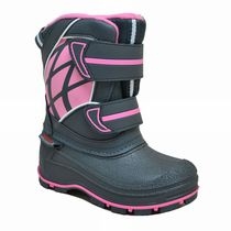 Weather Spirits Toddler Girls' Winter Boots 6