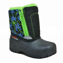 Weather Spirits Toddler Boys' Winter Boots 8
