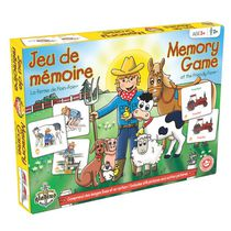 Editions Gladius Memory Game at the Friendly Farm